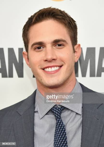 Blake Jenner attends the American Animals New York Premiere at Regal Union Square on May 29 2018 in New York City