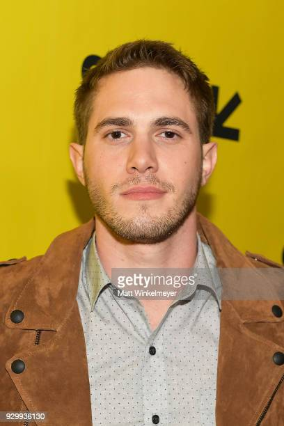 Blake Jenner attends the 'American Animals' Premiere 2018 SXSW Conference and Festivals on March 9 2018 in Austin Texas