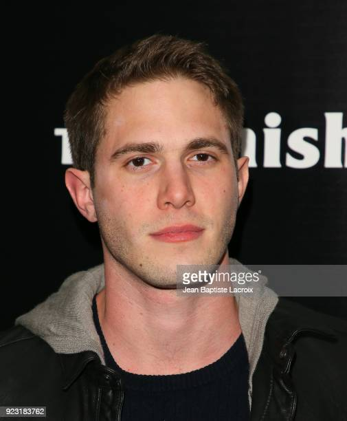 Blake Jenner attends the premiere of A24 and DirecTV's 'The Vanishing Of Sidney Hall' on February 22 2018 in Hollywood California