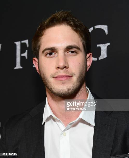 Blake Jenner attends the premiere of Amazon's 'Last Flag Flying' at DGA Theater on November 1 2017 in Los Angeles California