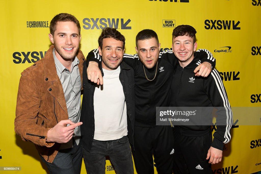 """American Animals"" Premiere - 2018 SXSW Conference and Festivals"