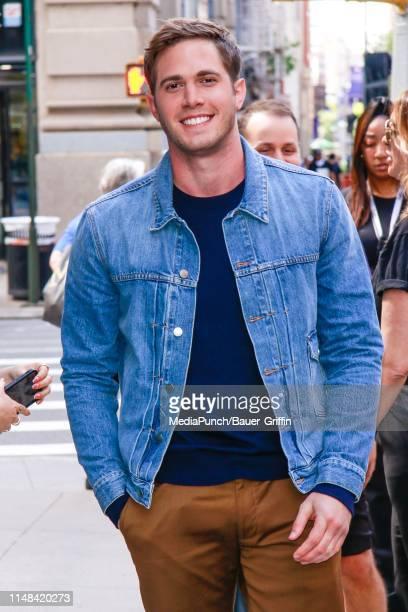 Blake Jenner is seen outside the Build Studio on June 06 2019 in New York City