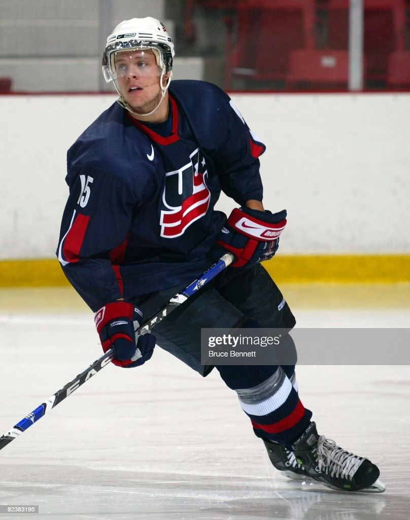 USA v Finland : News Photo