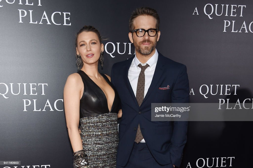 """A Quiet Place"" New York Premiere : News Photo"