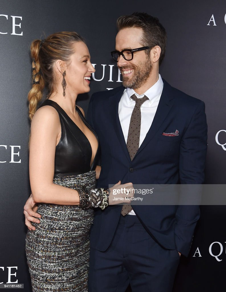 """A Quiet Place"" New York Premiere : News Photo"