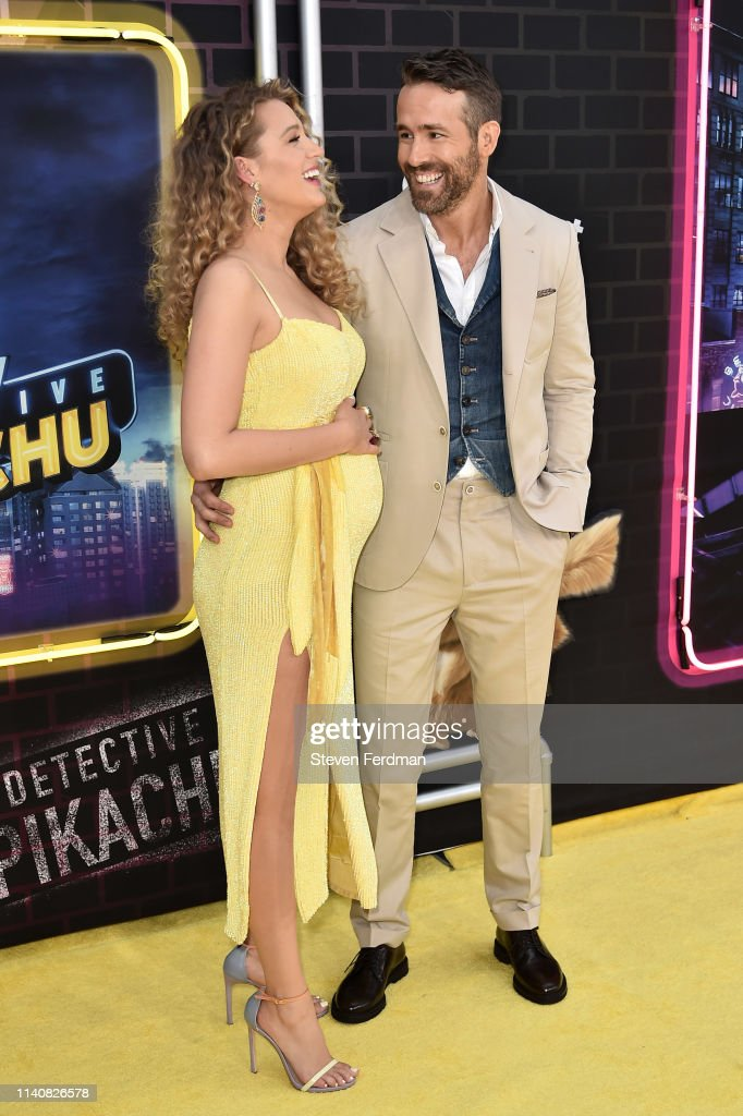 """Pokemon Detective Pikachu"" U.S. Premiere : News Photo"