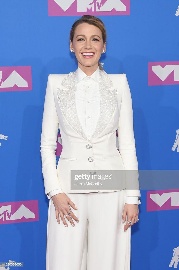 2018 MTV Video Music Awards - Arrivals : Nachrichtenfoto