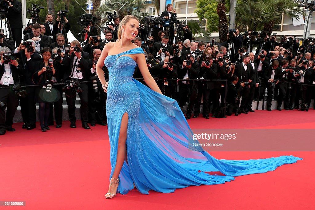 """The BFG"" - Red Carpet Arrivals - The 69th Annual Cannes Film Festival : Nachrichtenfoto"