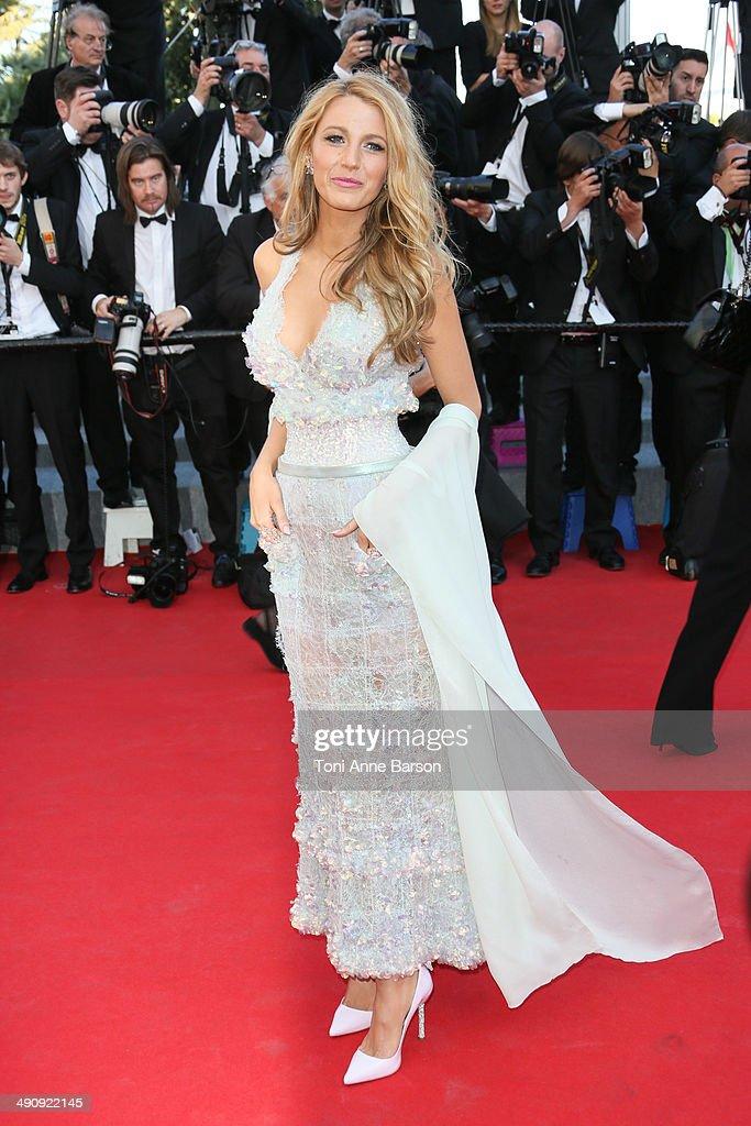 'Mr Turner' Premiere - The 67th Annual Cannes Film Festival : News Photo