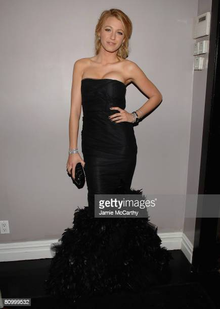 Blake Lively attends the Nina Ricci After Party For Met Ball Hosted By Olivier Theyskens and Lauren Santo Domingo at Philippe in New York on May...