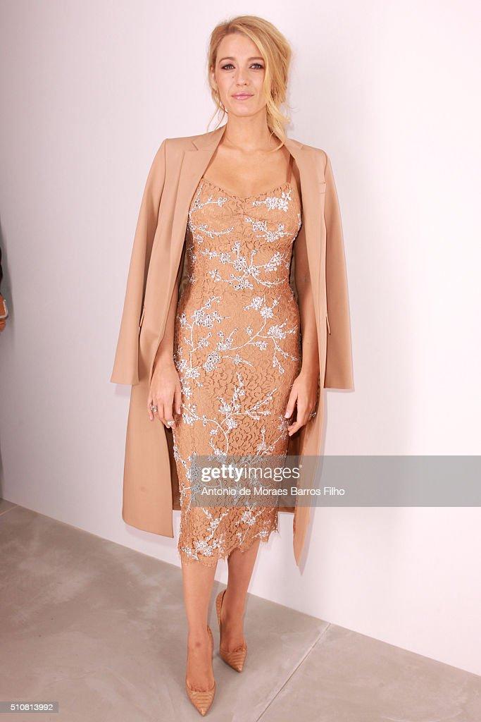 Michael Kors - Fall 2016 New York Fashion Week: The Shows : News Photo
