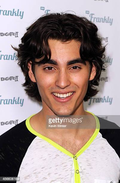Blake Michael attends DigiFest LA The Largest YouTube Music Festival at Hollywood Palladium on December 14 2013 in Hollywood California