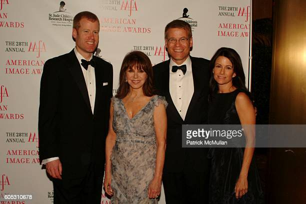 Blake Nordstrom Marlo Thomas Eric Nordstrom and Molly Nordstrom attend The 2006 AAFA AMERICAN IMAGE AWARDS to benefit ST JUDE CHILDREN'S RESEARCH...