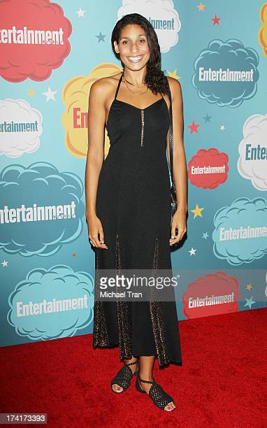 Blake Perlman arrives at the Entertainment Weekly's Annual ComicCon celebration held at Float at Hard Rock Hotel San Diego on July 20 2013 in San...