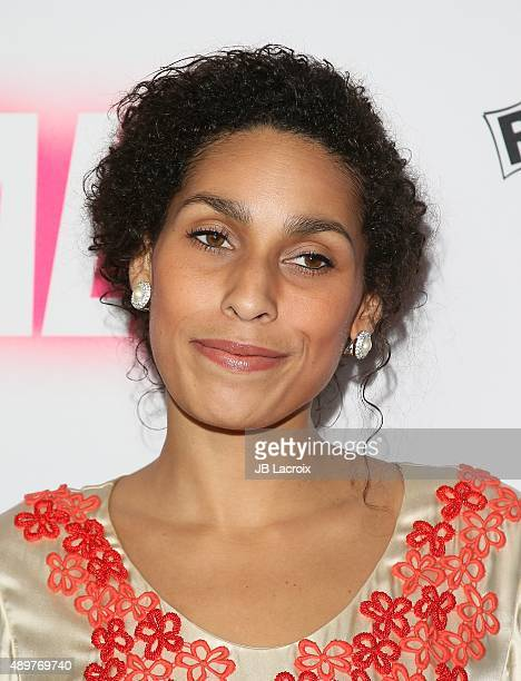 Blake Perlman attends the premiere of Roadside Attractions' 'Stonewall' at the Pacific Design Center on September 23 2015 in West Hollywood California