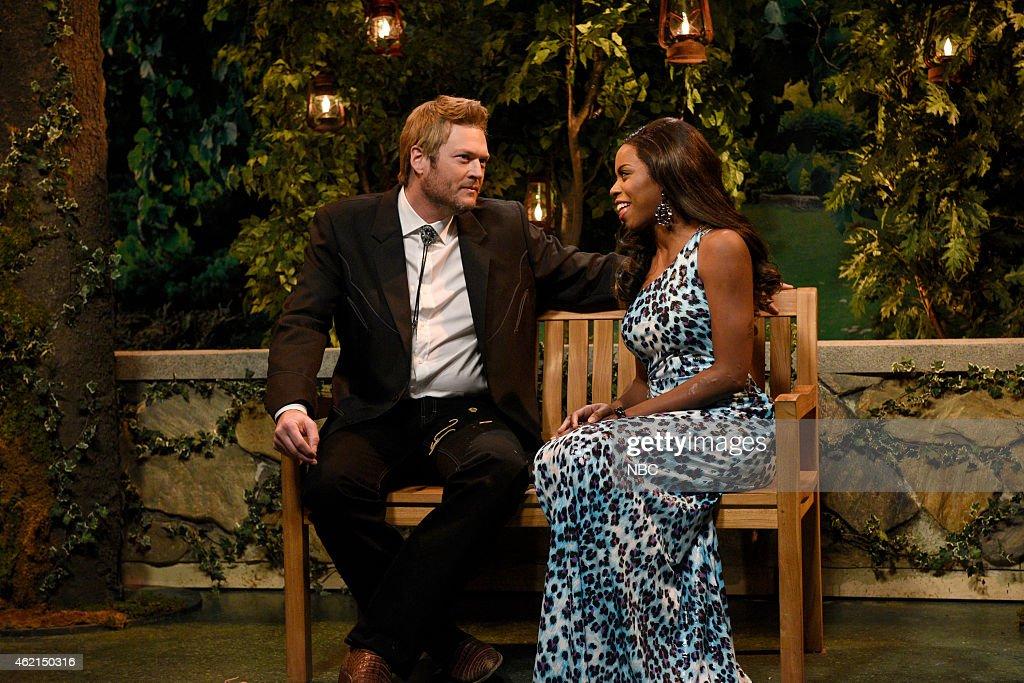Saturday Night Live - Season 40 : News Photo