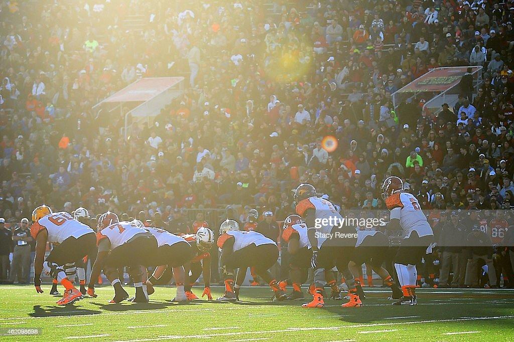 Reese's Senior Bowl : News Photo