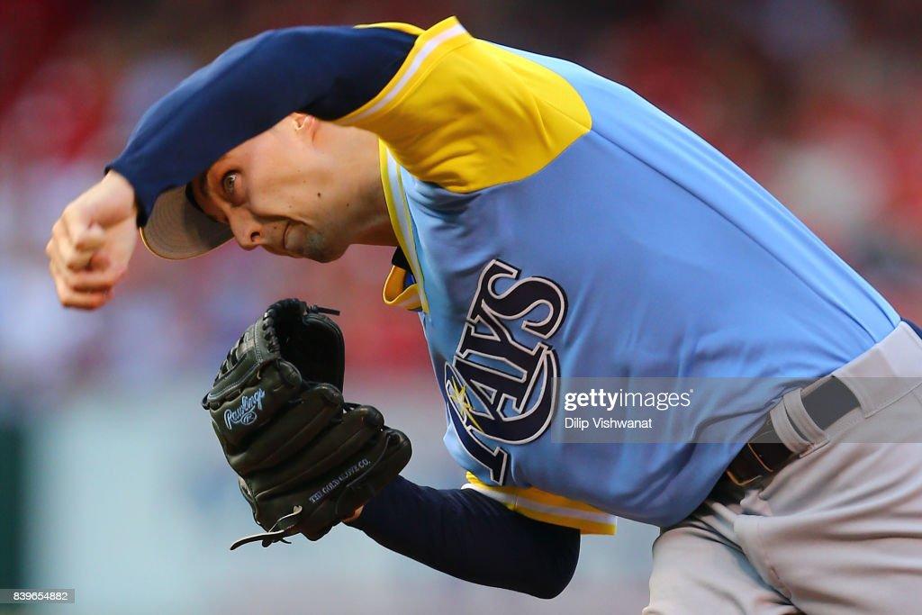 Tampa Bay Rays v St Louis Cardinals : News Photo