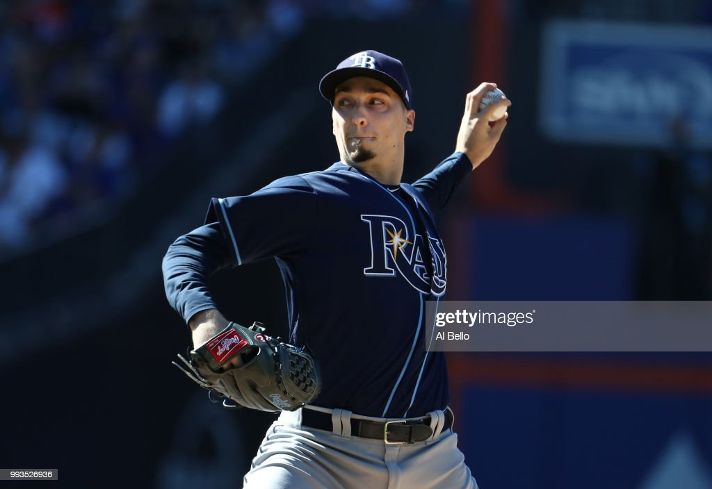Tampa Bay Rays v New York Mets