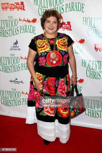 Blanca Araceli at 86th Annual Hollywood Christmas Parade on November 26 2017 in Hollywood California