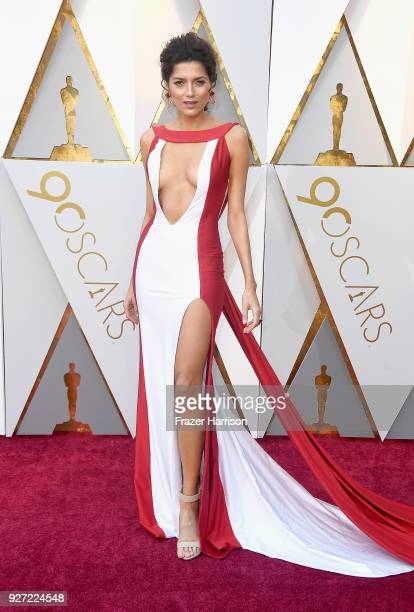 Blanca Blanco Attends The Th Annual Academy Awards At Hollywood Highland Center On March