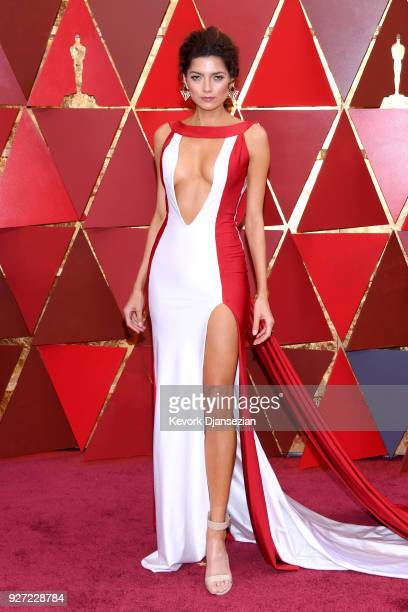 Blanca Blanco attends the 90th Annual Academy Awards at Hollywood Highland Center on March 4 2018 in Hollywood California