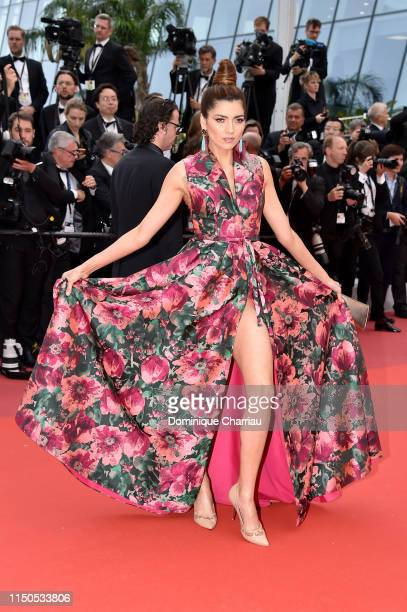 Blanca Blanco attends the screening of La Belle Epoque during the 72nd annual Cannes Film Festival on May 20 2019 in Cannes France