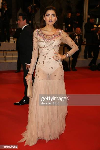 Blanca Blanco attends the screening of The Gangster The Cop The Devil during the 72nd annual Cannes Film Festival on May 22 2019 in Cannes France