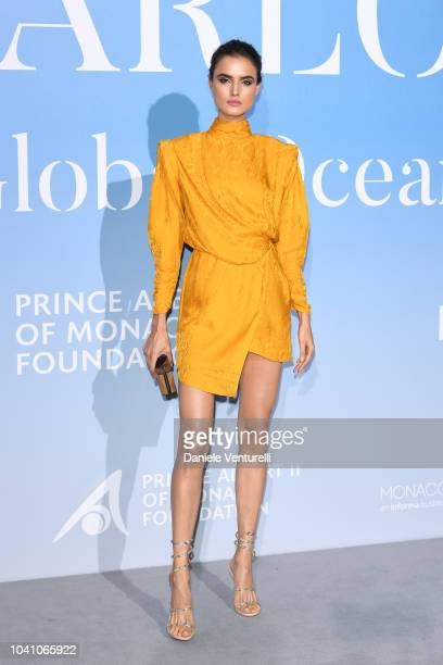 e25b633aff Blanca Padilla attends the Gala for the Global Ocean hosted by HSH Prince  Albert II of