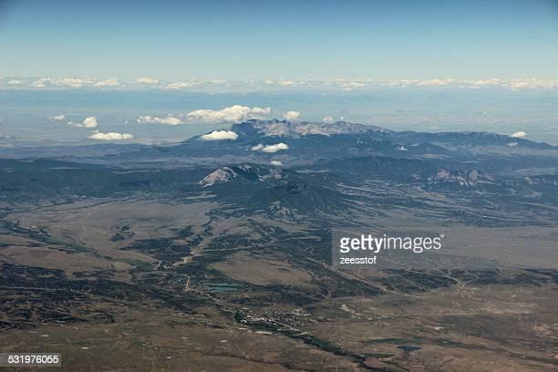 Blanca Peak and Walsenberg