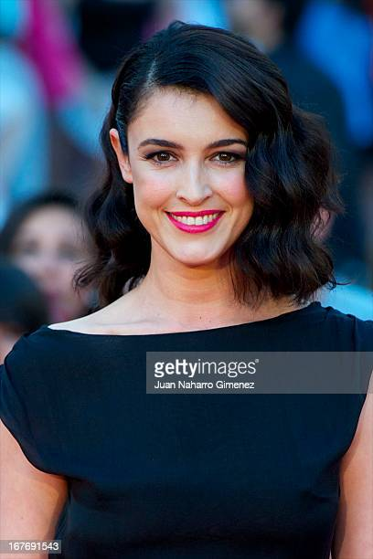 Blanca Romero attends 16 Malaga Film Festival ceremony at Teatro Cervantes on April 27 2013 in Malaga Spain