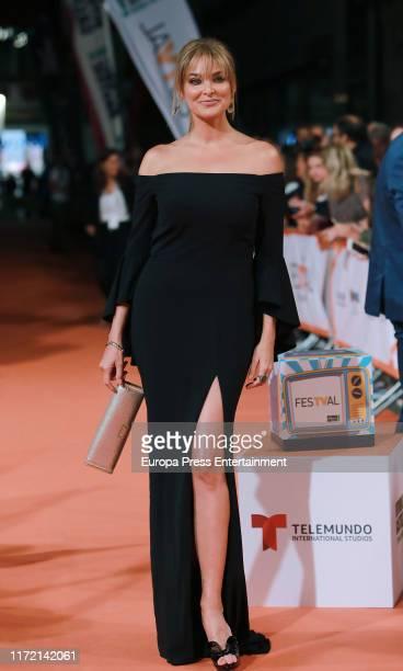 Blanca Soto attends 'No Te Puedes Esconder' premiere at Teatro Principal on September 03 2019 in VitoriaGasteiz Spain