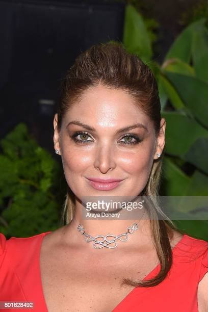 Blanca Soto attends the Official Raze Launch Party at Smogshoppe on June 26 2017 in Los Angeles California