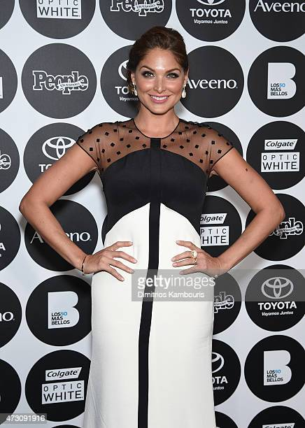 Blanca Soto attends the People En Espanol's 50 Most Beautiful 2015 Gala on May 12 2015 in New York City