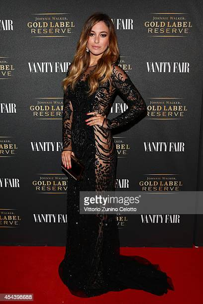 Blanca Suarez attended JOHNNIE WALKER GOLD LABEL RESERVE and Vanity Fair's glamourous event during the Venice Film Festival The gold event revealed...