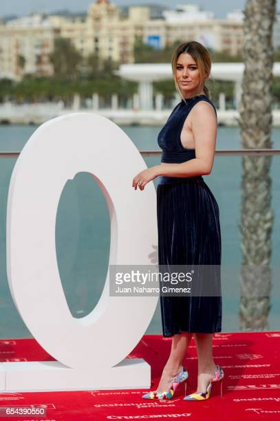 Blanca Suarez attends 'El Bar' photocall at Muelle Uno on March 17 2017 in Malaga Spain