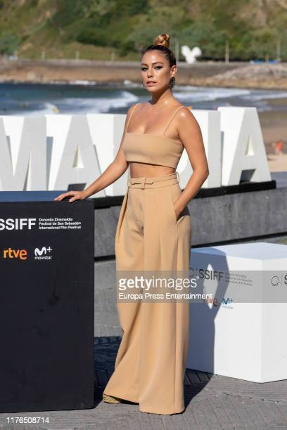 Blanca Suarez attends 'El verano Que Vivimos' photocall during 67th San Sebastian Film Festival on September 22 2019 in San Sebastian Spain