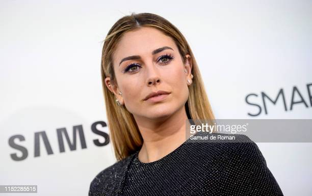 Blanca Suarez attends '#somosSMARTgirl' Campaign presentation by Samsung on May 28 2019 in Madrid Spain
