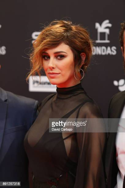 Blanca Suarez attends the 63th Ondas Gala Awards 2016 at the FIBES on December 12 2017 in Seville Spain