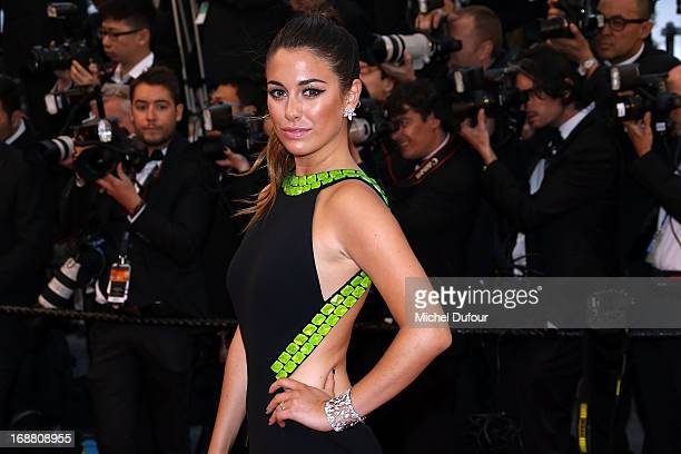 Blanca Suarez attends the Opening Ceremony and 'The Great Gatsby' Premiere during the 66th Annual Cannes Film Festival on May 15 2013 in Cannes France