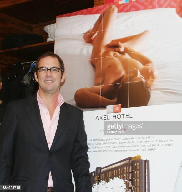 """Blanch, Juan P. Julia - Unternehmer, Spanien - Besitzer der weltweit ersten schwulen Hotelgruppe """"Axel Hotels"""" -"""