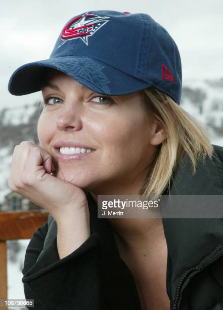 Blanchard Ryan and New Era during 2004 Sundance Film Festival Hot House Day 5 at Deer Valley Private Residence in Deer Valley Utah United States