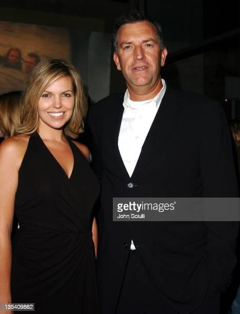 Blanchard Ryan and Steve Beeks president Lions Gate Entertainment