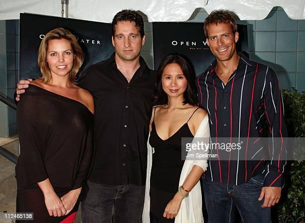 Blanchard Ryan Chris Kentis writer/director Laura Lau producer and Daniel Travis
