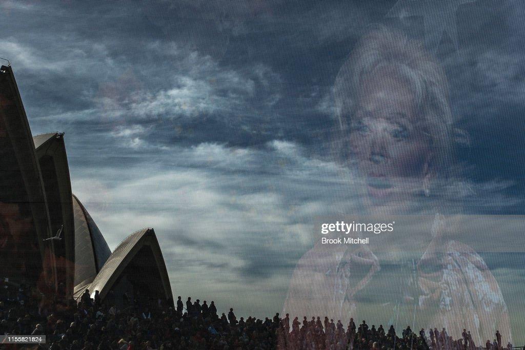State Memorial Service For Former Australian Prime Minister Bob Hawke : News Photo