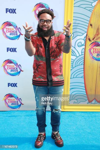 Blanco Brown attends FOX's Teen Choice Awards 2019 on August 11 2019 in Hermosa Beach California