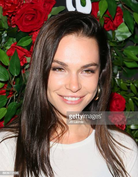 Blanda attends the LAND of distraction Launch Event at Chateau Marmont on November 30 2017 in Los Angeles California