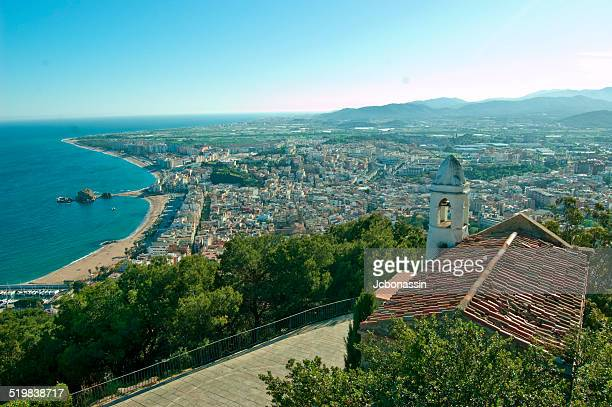 blanes - jcbonassin stock pictures, royalty-free photos & images