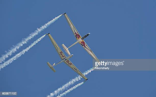 Blanix aerobatic glider team