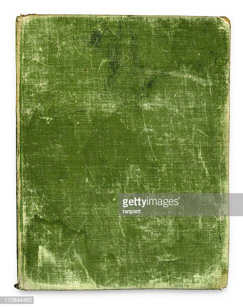 Blank Antique Book Cover (high resolution)